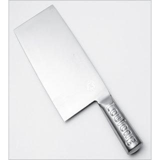 chin. Koch- / Hackmesser Metallgriff