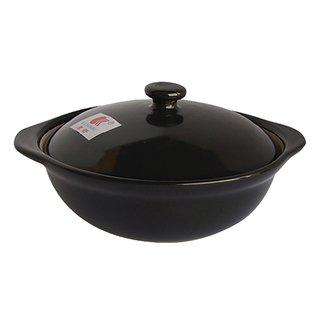 Heisser Topf schwarz 600ml