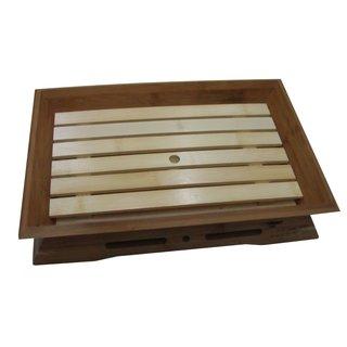 Sushi-Tablett aus Bambus
