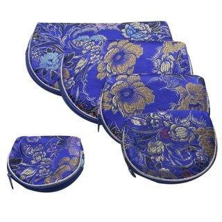 Taschen Set 5tlg. blau