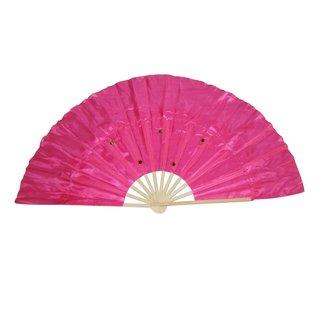 Tanz Fächer, pink Paar