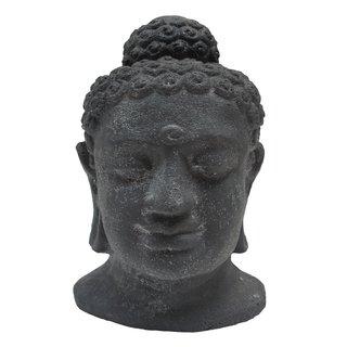 Buddha Kopf Figur Feng Shui