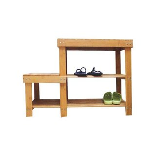 Schuh Regal aus Bambus 24102