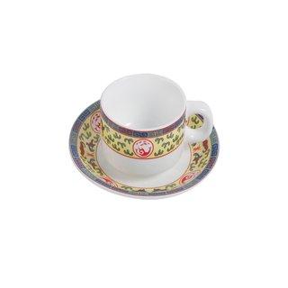 Kaffeetasse & Unterteller