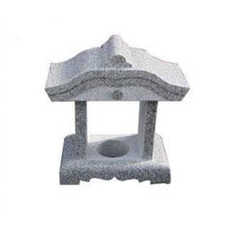 Stein Altar aus Granit, ca. 34x34x13cm