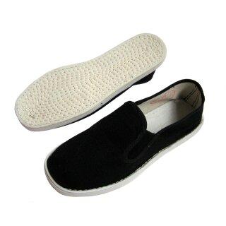 Tai Chi Schuhe mit Textilsohle Gr. 35 - 44
