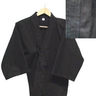 Kendogi / Aikido Jacke, schwarz