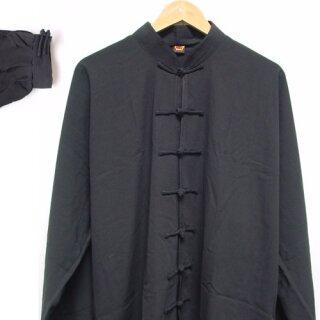 Original Tai Chi Anzug, schwarz