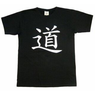 """T-Shirt schwarz """"TAO"""""""