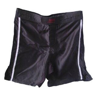 MMA Shorts, schwarz