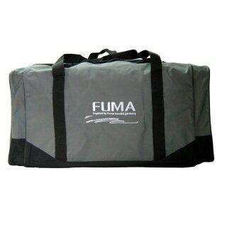 Sporttasche FUMA aus Nylon grau