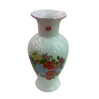 Vase, Chinadekor Blumen