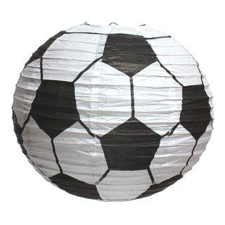 "Papierlampion ""Fußball"""