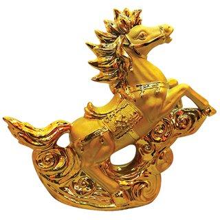 Kaiserpferd, goldfarben