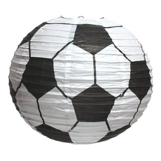"Papierlampion ""Fußball"" 5er Set"