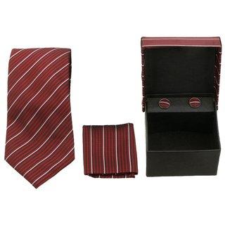 Krawatte im Geschenkkarton