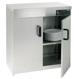 Bartscher Wärmeschrank 2 T, 110-120 Teller