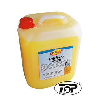 Reiniger Fettlöser citro, 10ltr.(420109)