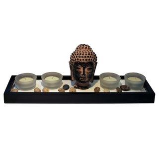 """Teelichthalter """"Buddha"""" #2"""