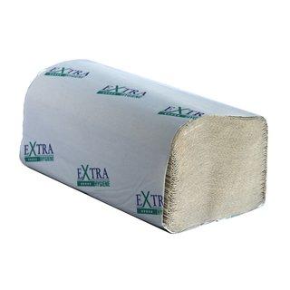 Papierhandtücher, 1-LG/ZZ / 20X250BL. NATUR