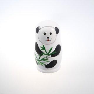 "Matroschka Puppe ""Panda"""