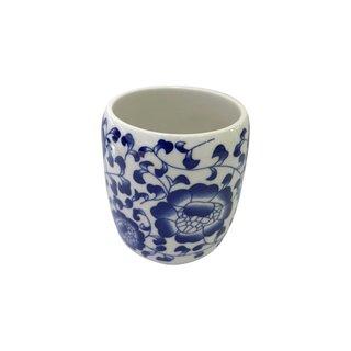 """Teecup 326 """"Blumendekor 6Stk"""""""