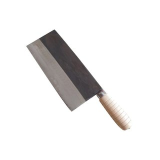 chin. Koch- / Hackmesser Holzgriff