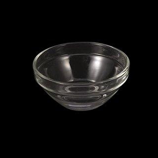 Soßenschale Glas